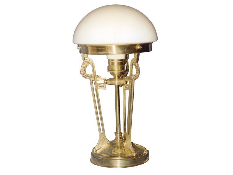 Jugendstil Tischlampe-T03