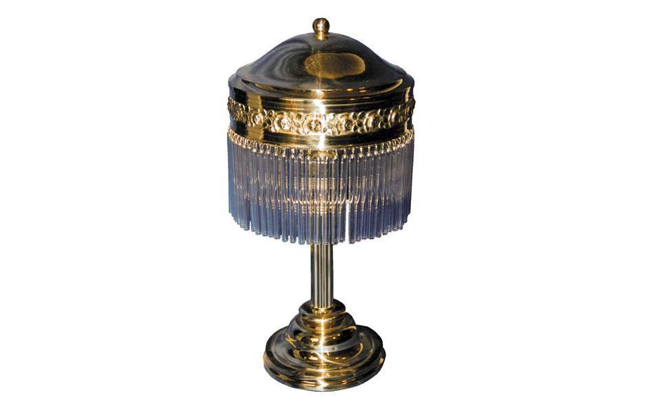 Jugendstil Tischlampe - T01