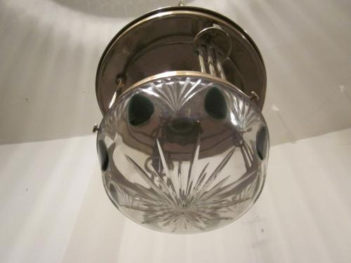 Antike Jugendstil Deckenlampe DA-16