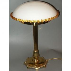 Antike Jugendstil Tischlampe TA-42