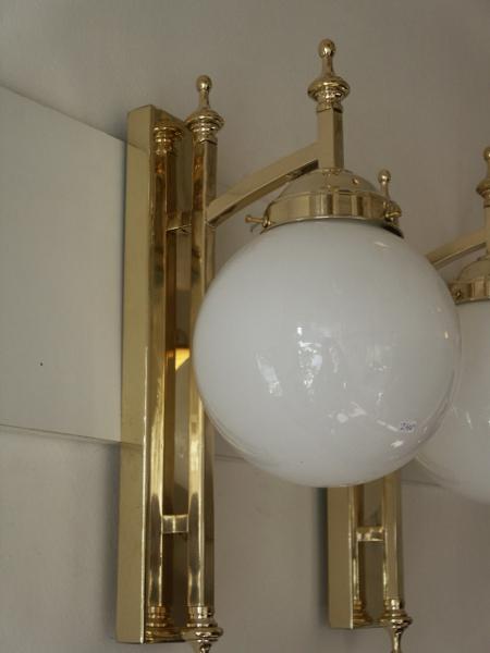 Antike Wandlampe WA-02
